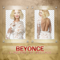 Beyonce Png Pack (4) by TheSwordOfDeath