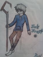 [Rise of the Guardians] Jack Frost by LivyWolf