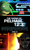 The Taking Of Pelham 123 by crocdragon89