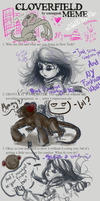 LOL, Cloverfield Meme o 3o by Mimisaurus