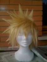 Roxas - Ven  Wig by Zell-Ecstasy