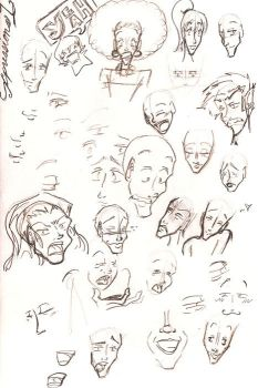 Expressions 1 by Ororon144