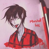 Marshall Lee by kelsuper99