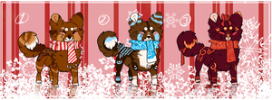 Chibi Shiba inu - Auction  :CLOSED: by snowpups123