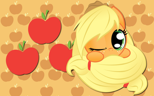 AppleJack Sphere WP by AliceHumanSacrifice0