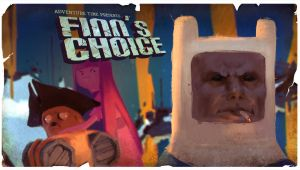 Finn's choice by Zedig