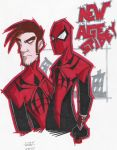 updated new age spidey by OrochiGhOsT