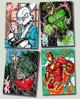 Charity Sketch cards 09 by skulljammer