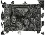 The World of Stephen King by zlgriff