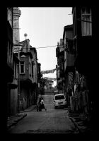 Lost in Back Streets. . by muzkabugu
