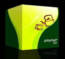 Tea Package by marstyle