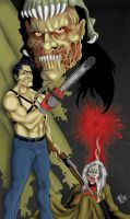 Army of Darkness by JOEYDES