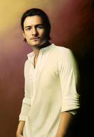 Orlando Bloom by chuanerya