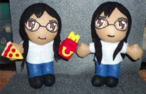 Margy: Before and After Plushies by TashaAkaTachi