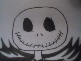 Jack Skelington by bissel135