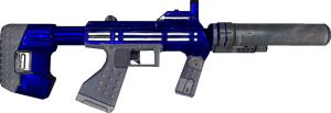 wolf's custom smg 2 by Wolf-S305