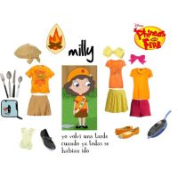 Milly polyvore set by mexicangirl12