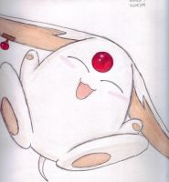 Mokona-chan :D by Homero1116
