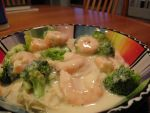 15 Min Shrimp Alfredo by Noble-beast-photo