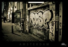 Amsterdam by klefer