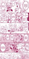 +HAPPY VALENTINE'S DAY comic+ by C2ndy2c1d