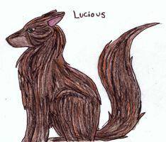 Lucious by Animal-and-anime-lvr