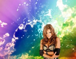 eve torres by reinagitana