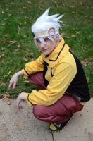 Soul Eater Evans by kousagicosplayphoto