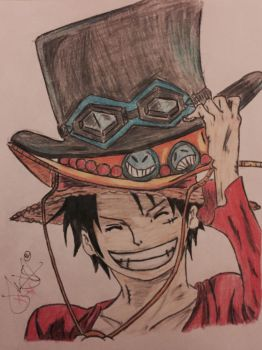 Luffy by Louie29
