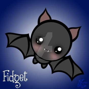Fidget by spookyspinster