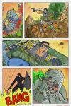 The Traveler Page 7 Colour by DerekDwyer