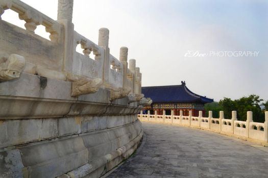 Temple of Heaven by indriand