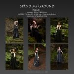 Pack 144 Stand My Ground by Elandria