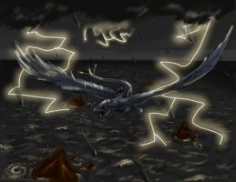 No. 249- Lugia -Whirl Islands- by CloudsGirl7