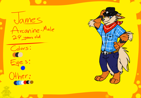 James Ref by Captain-Grizzly