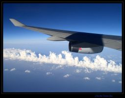 Over the Tasman Sea by Experiment720