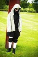 Shino Aburame - Shippuden by Cecelin0