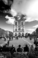 The Notre Dame by Pensquared4life
