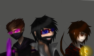 MY FAVORITE YOUTUBERS by MidnightDash2137