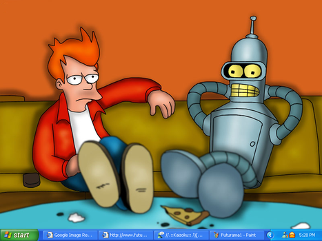 Futurama by Cherry-Cupcake
