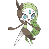 Meloetta by bonniebrabbit