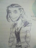 NB_sketch: canaan needed dreadlocks by nutburgers-official