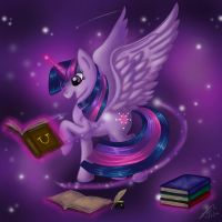 Princess Twilight Sparkle by The-Revered-Dragon
