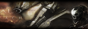 Halo Reach - Banner by Ranzkin