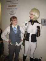 Anime Detour '13 Wheatley and GLaDOS by Rahal-Stmin