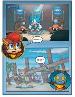 Mobius Legends Issue #1 - Page 4 by Yarcaz