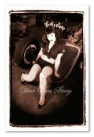 Pin-ups and Hot Rods by vivavanstory