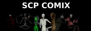 SCP Comix Banner by SCP-811Hatena
