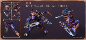Steam Workshop - Riki Item Set by YeeWu