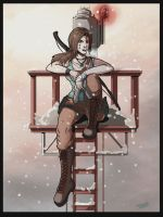 Tomb Raider Reborn - Entry 3 by littlesusie2006